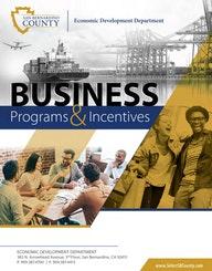 Business Program Incentives Update
