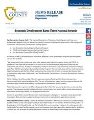 EDA NA Co news release